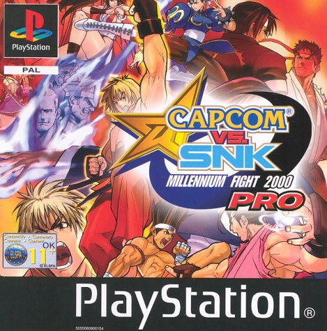 Capcom vs SNK Pro