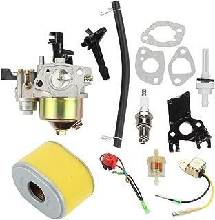 Hayskill GX200 GX160 Carburetor for Honda GX140 GX 160 GX168 GX 200 5HP 5.5HP 6.5HP Engine Water Pump Pressure Washer Carb Replace 16100-ZH8-W61