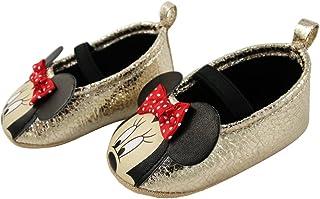 Disney - Zapatos para bebé, diseño de Minnie Mouse