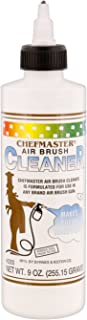 Chefmaster by US Cake Supply 9-Ounce Airbrush Cleaner