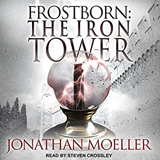 Frostborn: The Iron Tower cover art