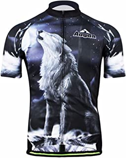 Uriah Men's 3D Cycling Jersey Short Sleeve