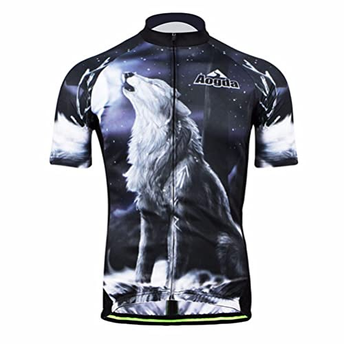 668aa3706 Uriah Men s 3D Cycling Jersey Short Sleeve
