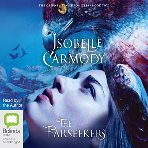 The Farseekers audiobook cover art