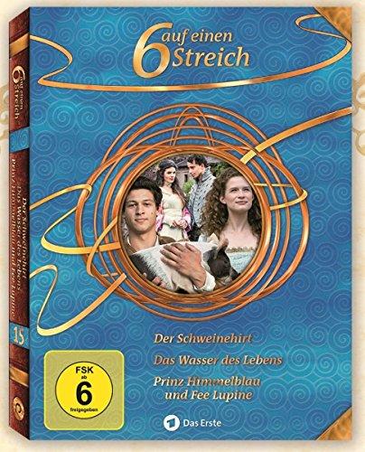 Sechs auf einen Streich - Märchenbox, Vol.15 (3 DVDs)