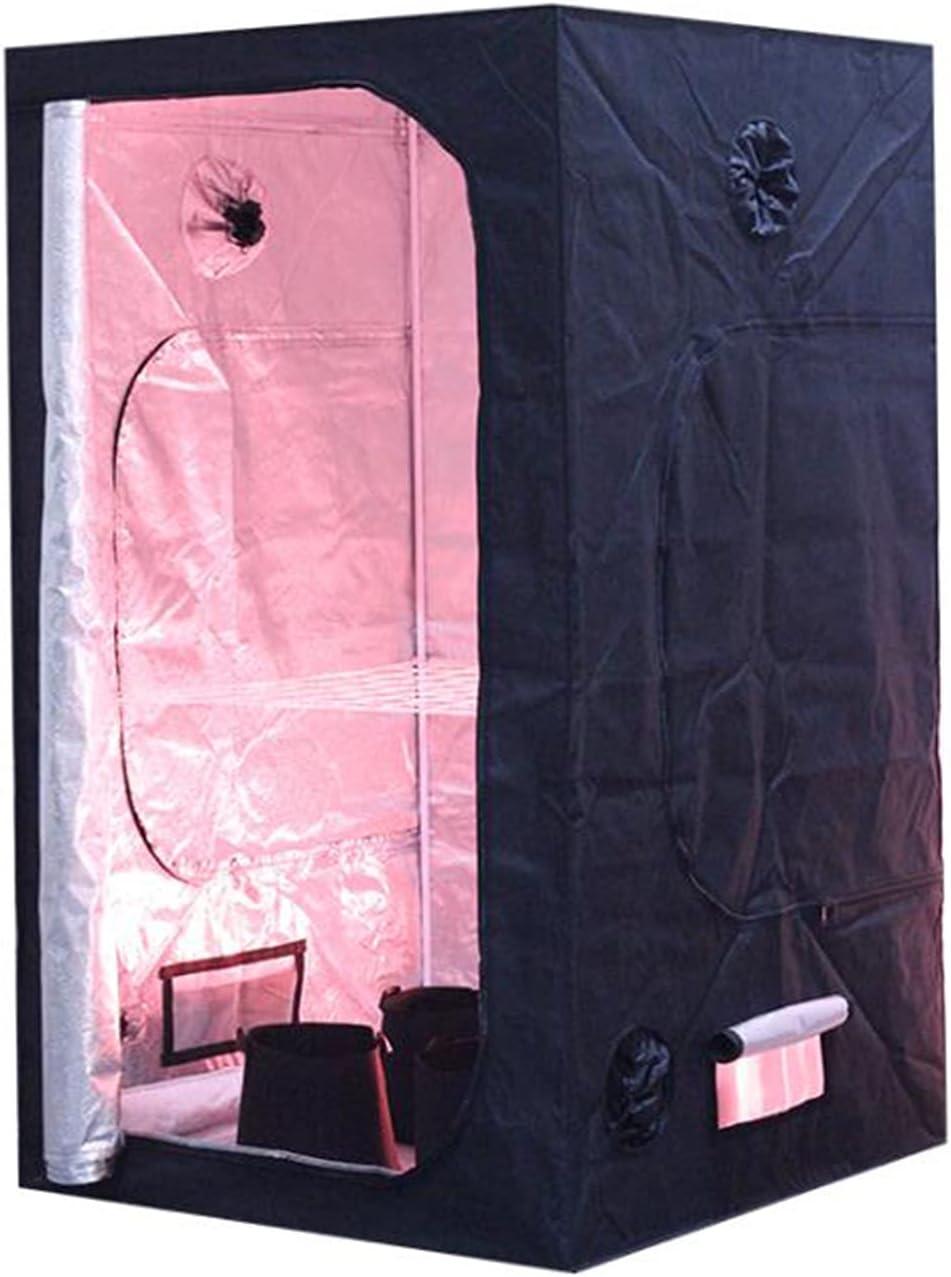 AJLDN Armario Cultivo Interior, Grow Tent Water-Resistant Mylar HidropÓNica Crecer Tienda 40x40x120cm Caja de Cultivo Interior para Cultivar Flores/Hogar Plantar, etc,E