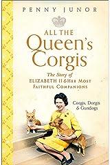 All The Queens Corgis Hardcover