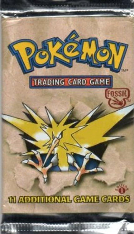 tienda Pokemon Fossil 1st Editon Editon Editon Booster Pack  80% de descuento