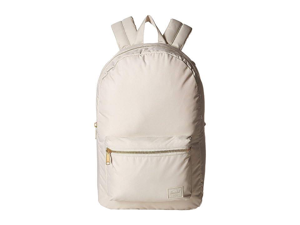 Herschel Supply Co. Settlement Light (Moonstruck) Backpack Bags