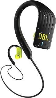 JBL Endurance Sprint i svart lime – vattentätt, trådlösa in-ear sporthörlurar – 8 timmars musikuppspelning med hastighet l...