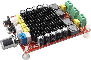 Taidacent XH-M510 2 Channel Class D Amplifier TDA7498 High Power Digital Power Amplifier Board 2×100W Car Amplifier DC 14-34V