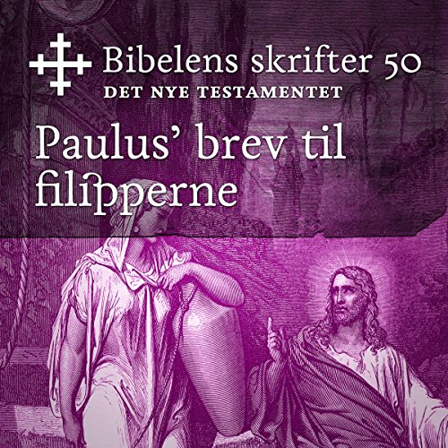 Paulus' brev til filipperne cover art