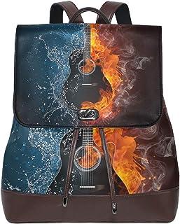 FAJRO - Mochila de Piel para Guitarra eléctrica