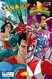 Liga de la Justicia/Power Rangers 1 (Liga de la Justicia/Power Rangers núm. 01)