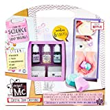 Project MC2 Make Your Own Crystal Soap Creations by Horizon Group USA, Great Stem Science Experiment, DIY Gemstone Shaped Fragrant Soaps, Vanilla, Mint & Lavender