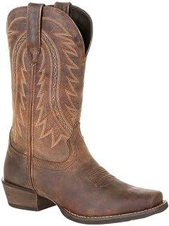 HarryHyar Dames Klassiek Western Laarzen Bloemen Cowboy laarzen Solid