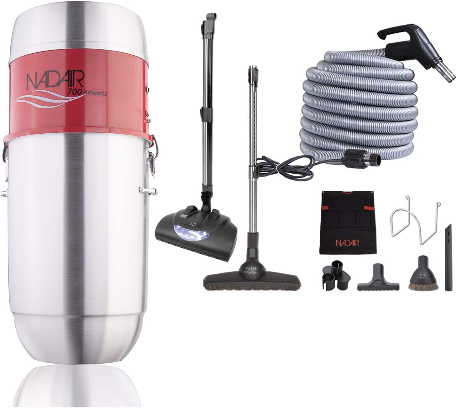 Nadair 700 AW Heavy Duty excellence Hybrid Central Filtratio 5% OFF System Vacuum
