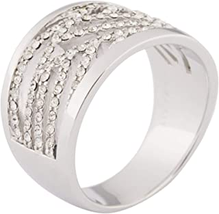 Esprit Fashion Rings For Women,ESRG02688A180