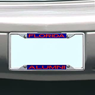 NCAA Florida Gators License Plate Frame Alumni