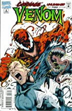 Venom Carnage Unleashed #3: There's Too Much Confusion (Marvel Comic Book June 1995)