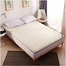 Tatami Mattress, Japanese Futon Mattress, Student Dormitory Folding Mattress, Thick Soft Multi-Function Cushion Bedroom Ca...