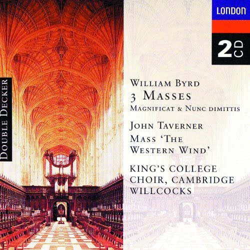 The Choir of King's College, Cambridge & Sir David Willcocks