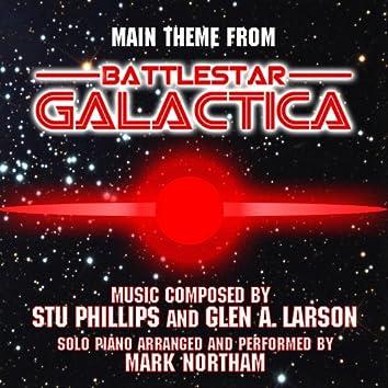 Battlestar Galactica: Main Theme from the Original Series (Stu Phillips and Glen A. Larson)