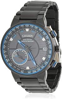 Citizen - Reloj de Hombre Eco-Drive Correa de Acero Chapado Ion CC3038-51E