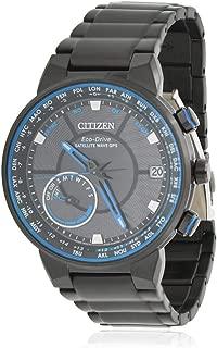Citizen Eco-Drive Satellite Wave GPS Freedom Blue Black