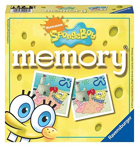 Bob Esponja - Memory (Ravensburger 22048 9)