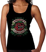 Attack of The Killer Tomatoes Doctor Gangreens GM Tomatoes Women's Vest
