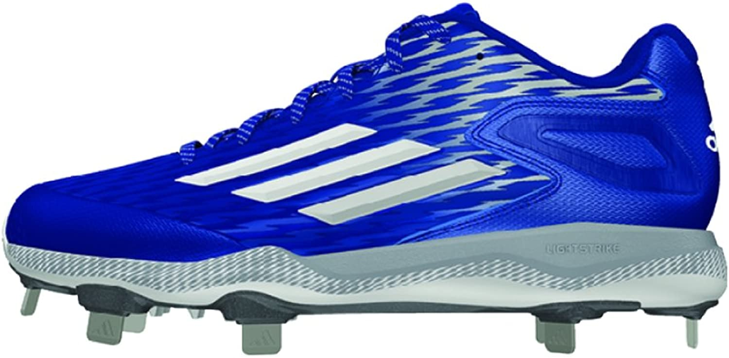 Adidas Performance herrar PowerAlley 3 Baseball skor skor skor  på billigt