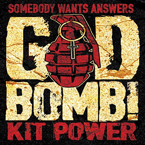 GodBomb! audiobook cover art