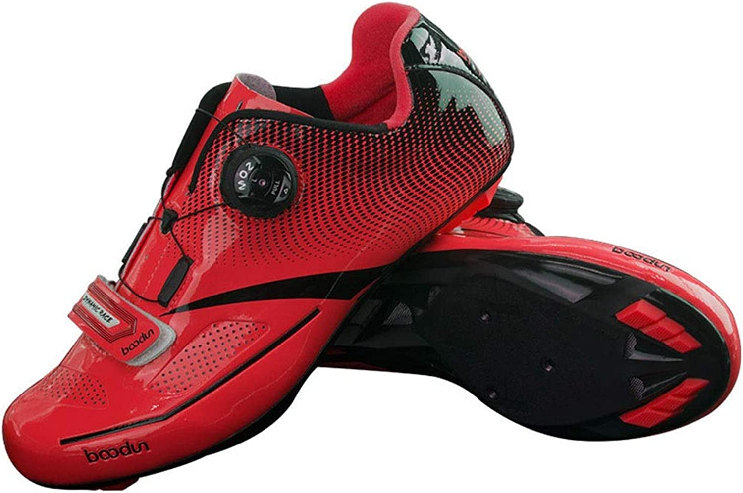 d6d130cddced4 SUN HUIJIE Breathable Cycling shoes shoes shoes Bicycle shoes ...