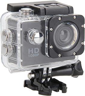 Ronyme Câmera de ação Subaquática 4K Gravador de Vídeo Wi-fi com Bateria Recarregável/Definição