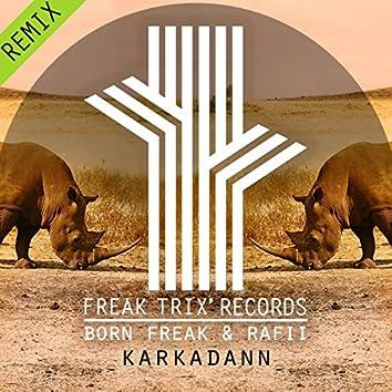 Karkadann Remixes