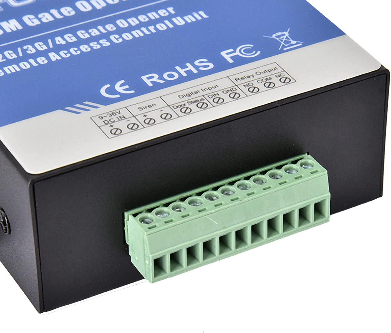 RTU5025 Boston Mall Metal It is very popular Case Small Gate Wireless for Gar Operator Remote
