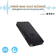 Best power bank voice recorder Reviews