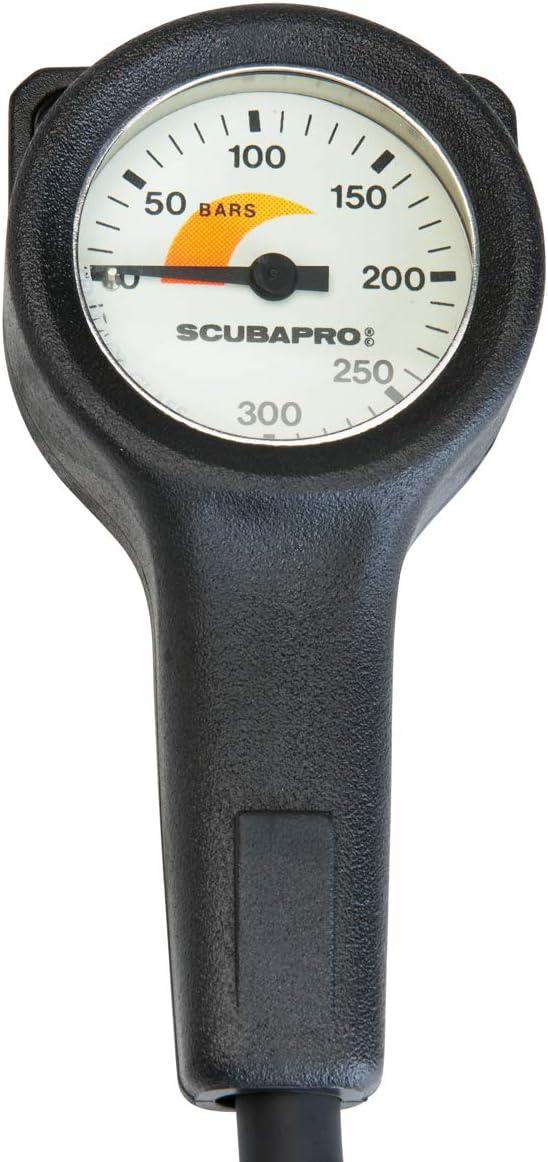 Details about  /Scubapro Deep Pressure Gauge Boots SPG
