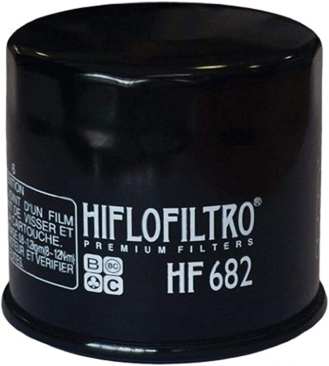 Oil filter cap wrench Kawasaki EN 500 C 2x Hiflo Oil Filter HF204