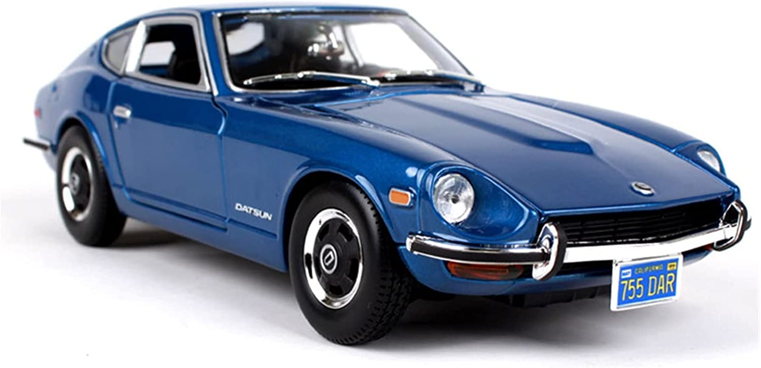 Max 90% OFF Car Toy Collectibles for 1:18 Die-Cast LE 240Z Datsun At the price Simulation