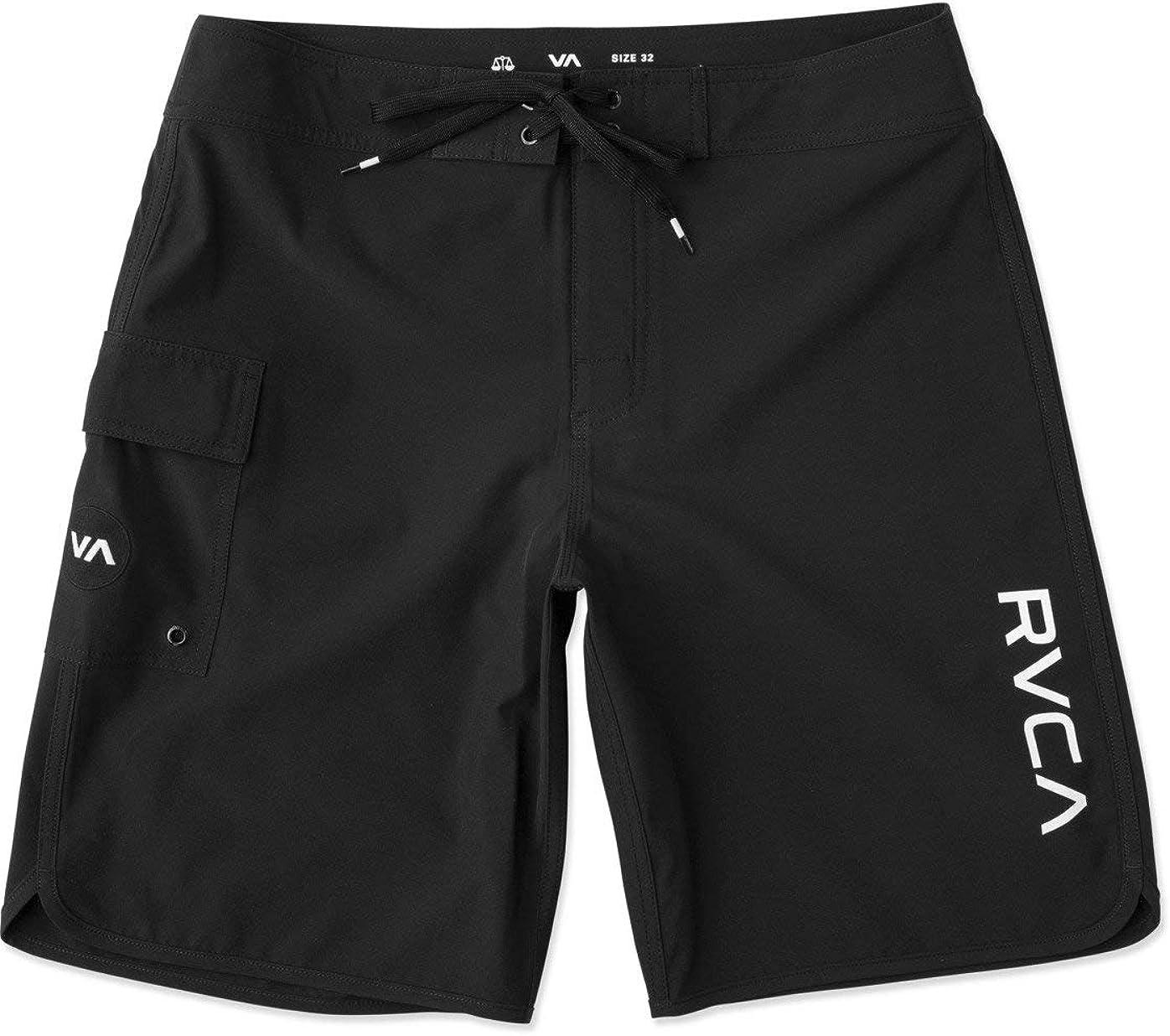 RVCA Men's 4 Way Stretch 18