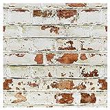 murando Papel Pintado 10 m Fotomurales tejido no tejido rollo Decoración de Pared...