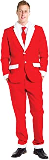 Men's Christmas Suit Santa Blazer+Tie and Pants (Sold...