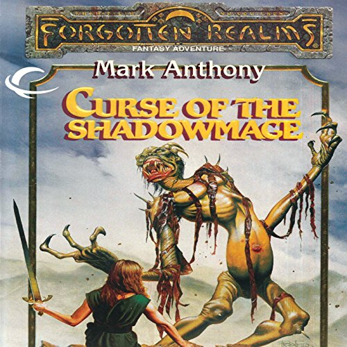 Curse of the Shadowmage     Forgotten Realms: The Harpers, Book 11              By:                                                                                                                                 Mark Anthony                               Narrated by:                                                                                                                                 Marty Moran                      Length: 9 hrs and 2 mins     1 rating     Overall 4.0