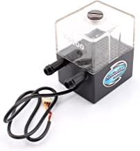 Yosoo SC-300T DC 12V Ultra-Quiet Water Cooling Pump Tank 4W Reservoir max.300L/h for PC CPU Liquid Cooling System