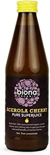 Biona Organic - Super Juice - Pure Acerola Cherry - 330ml
