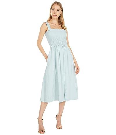 LOST + WANDER Mossy Cove Midi Dress
