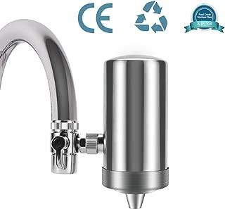 YJHome Filtro de Agua para Grifo | Filtros para Grifo de