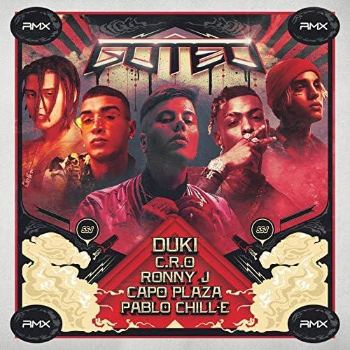 DUKI, Ronny J & Pablo Chill-E feat. Capo Plaza & C.R.O